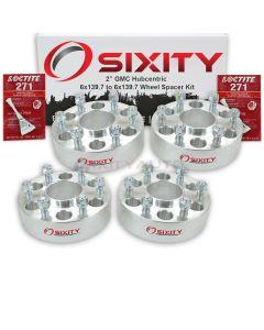 Sixity Wheel Spacers