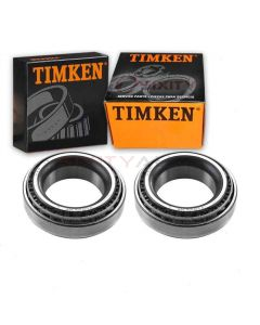 Timken Manual Transmission Differential Bearing and Race Set