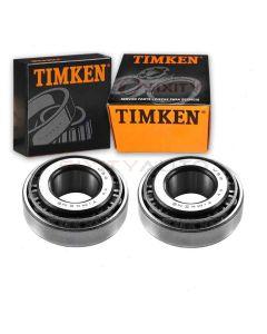 Timken Wheel Bearing and Race Set