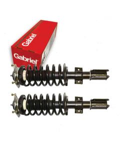 2 pc Gabriel Front Shock Absorber for 1968 Chevrolet Chevy II Ultra fc