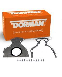 Dorman Engine Rear Main Seal Cover