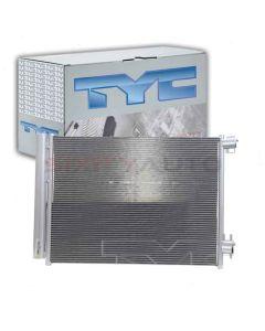 TYC A/C Condenser
