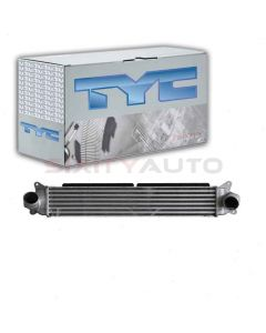 TYC Turbocharger Intercooler