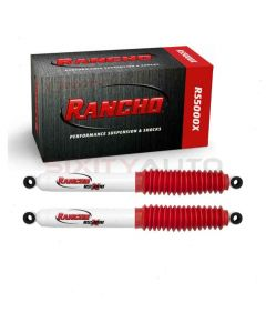 Rancho RS5000X Shock Absorber