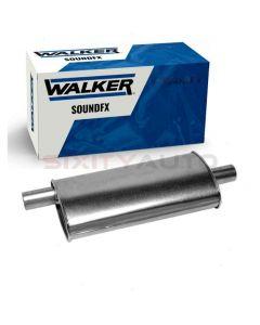 Walker SoundFX Exhaust Muffler