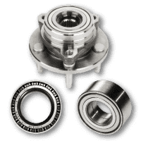 Bearings & Hub Assembly